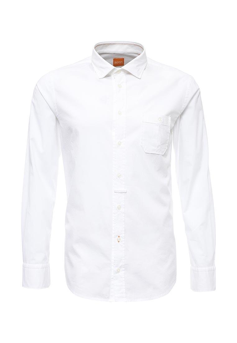 Рубашка с длинным рукавом Boss Orange 50258968: изображение 5