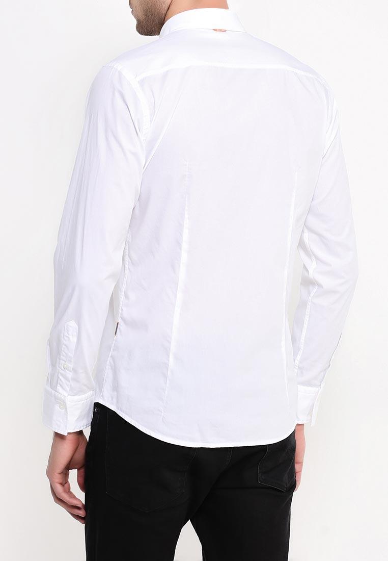 Рубашка с длинным рукавом Boss Orange 50258968: изображение 8
