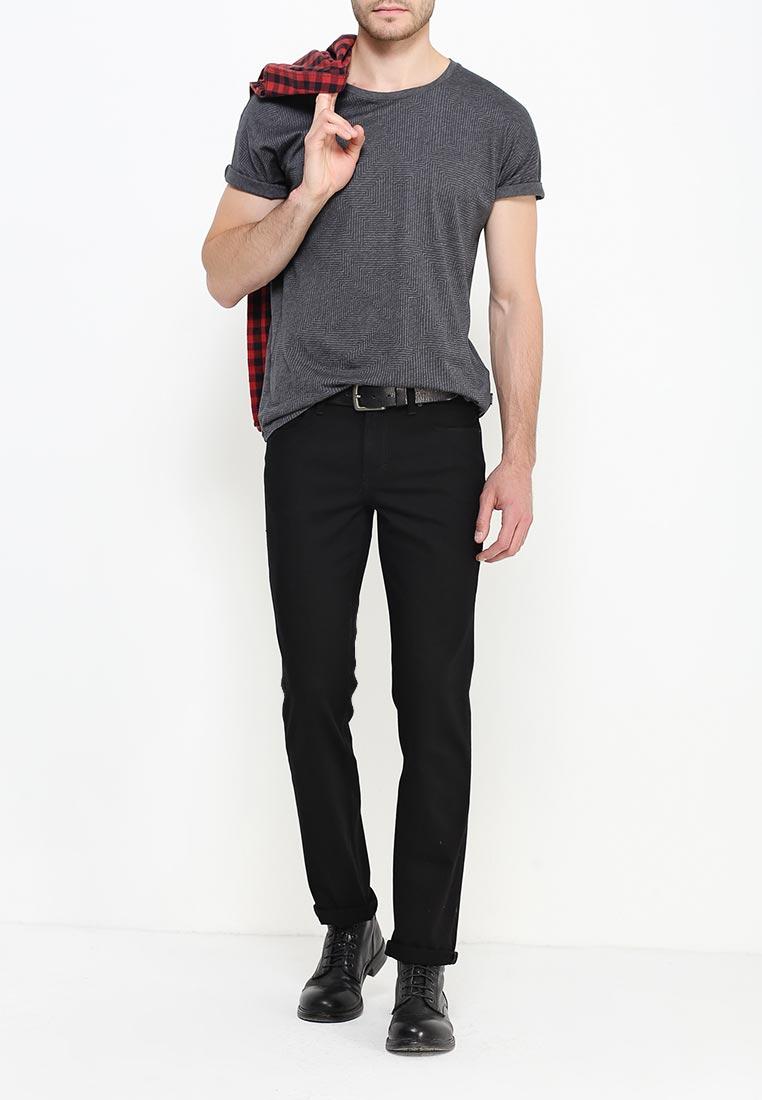 Зауженные джинсы Boss Orange 50302771: изображение 6