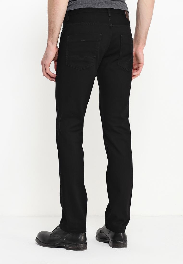 Зауженные джинсы Boss Orange 50302771: изображение 8