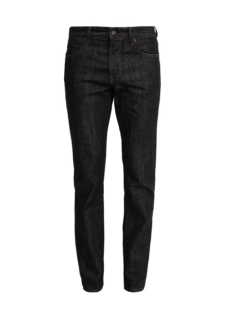 Мужские прямые джинсы Boss Orange 50302775: изображение 5