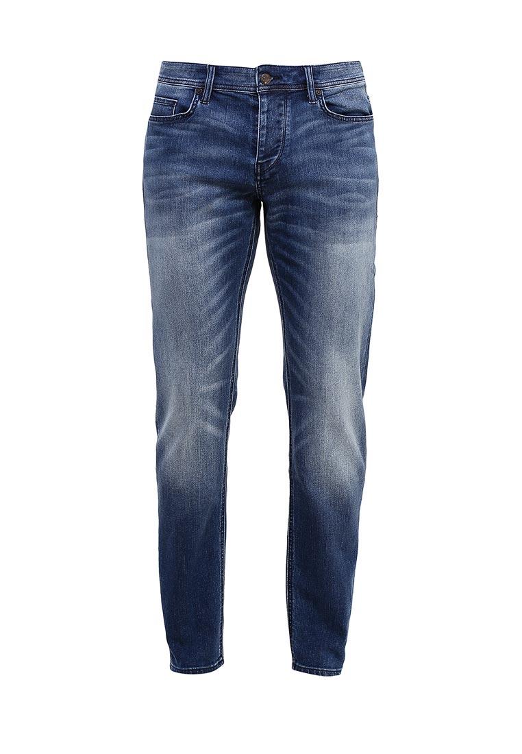 Зауженные джинсы Boss Orange 50327812
