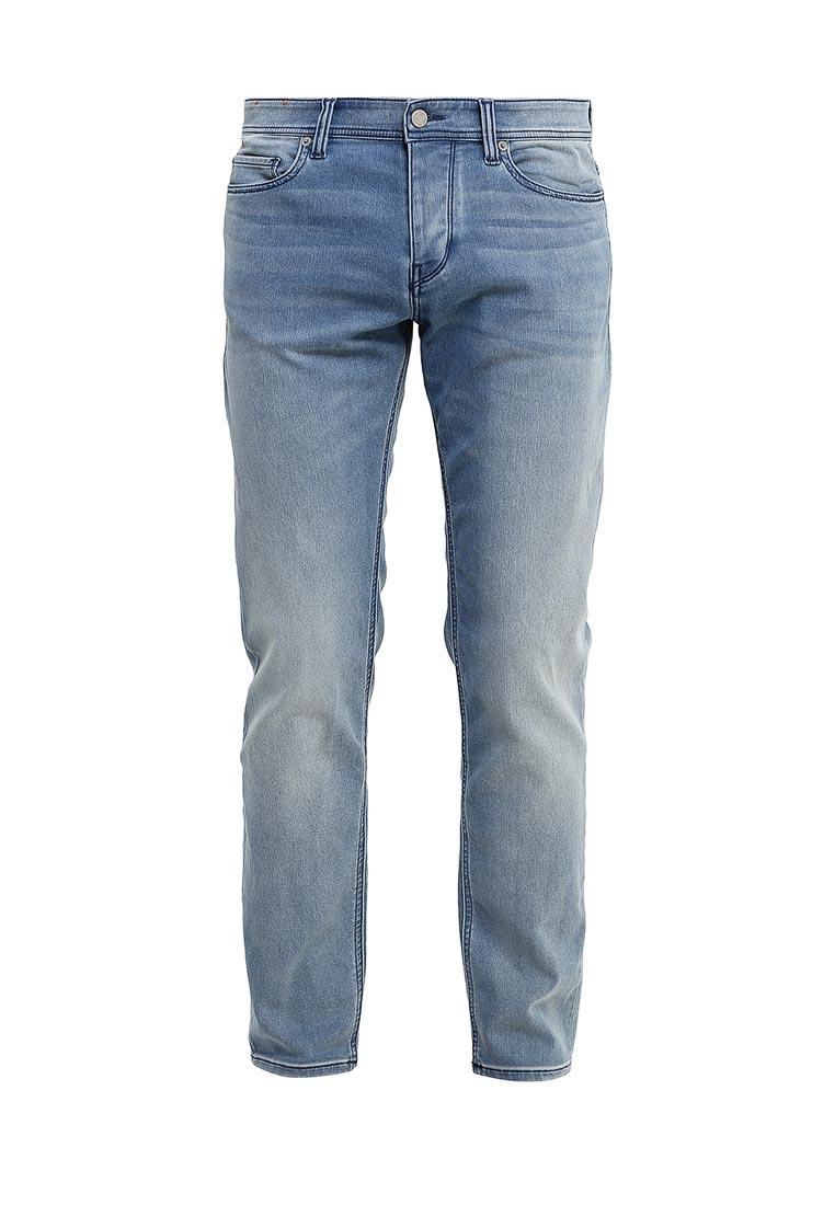 Зауженные джинсы Boss Orange 50332126