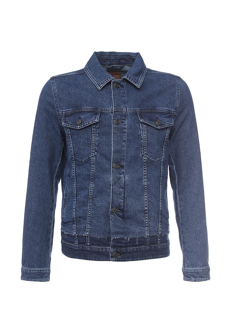 Джинсовая куртка Boss Orange 50369261