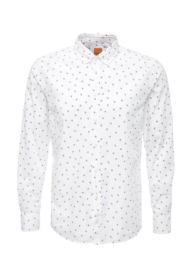 Рубашка с длинным рукавом Boss Orange 50369346