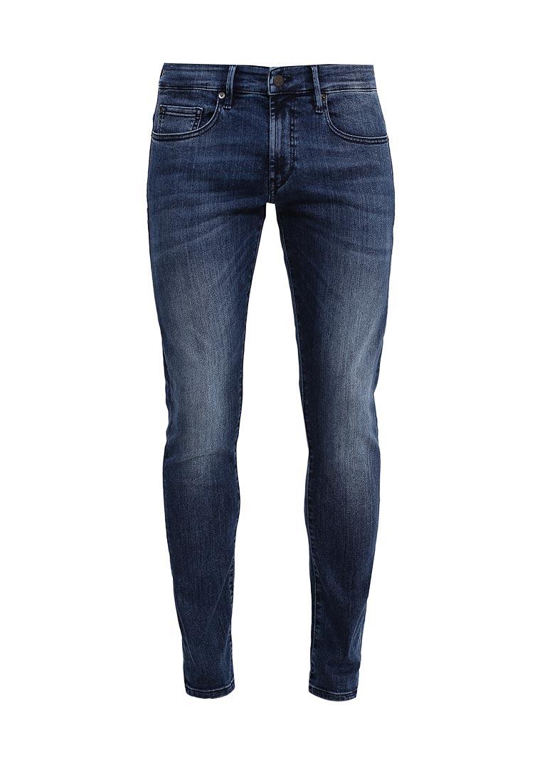 Зауженные джинсы Boss Orange 50369243