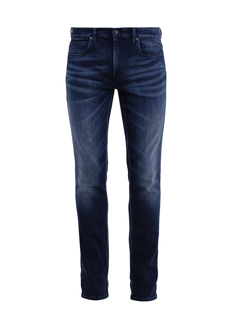 Зауженные джинсы Boss Orange 50369267