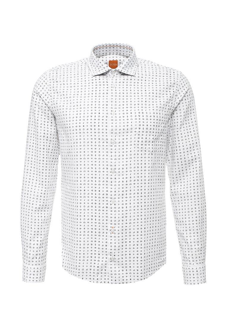 Рубашка с длинным рукавом Boss Orange 50372890