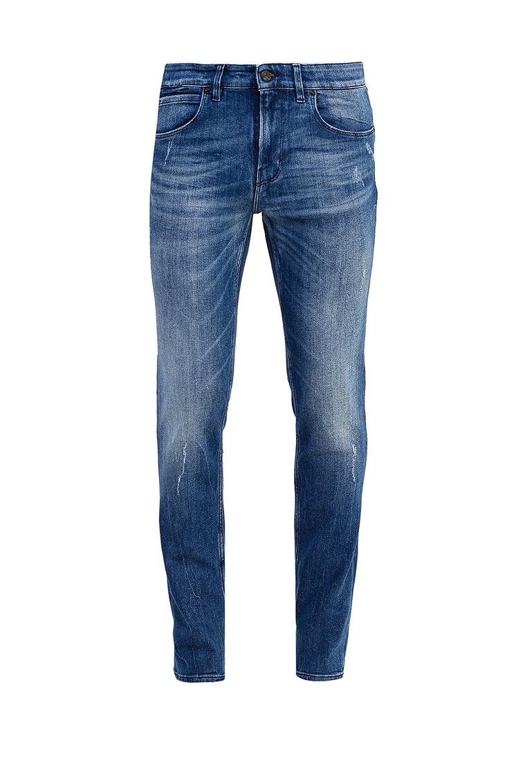 Зауженные джинсы Boss Orange 50373217