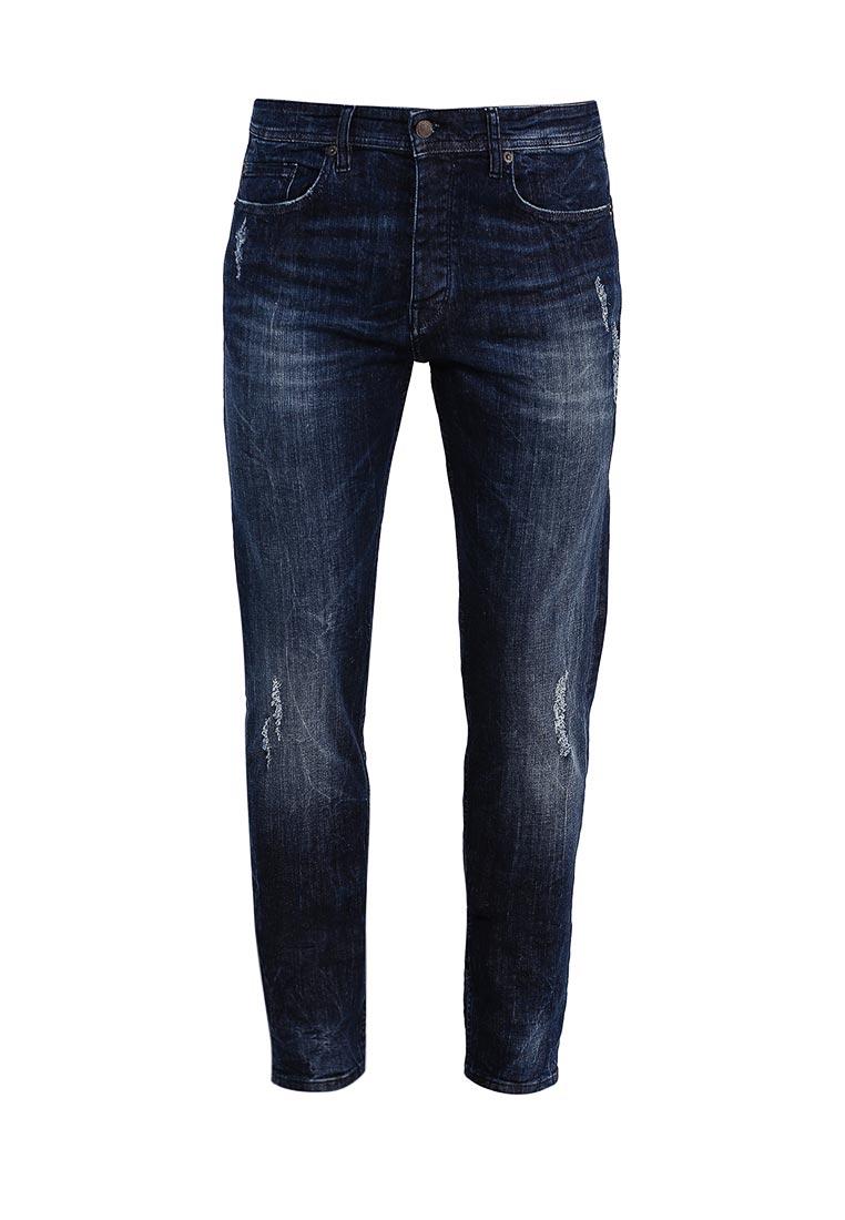Зауженные джинсы Boss Orange 50376352
