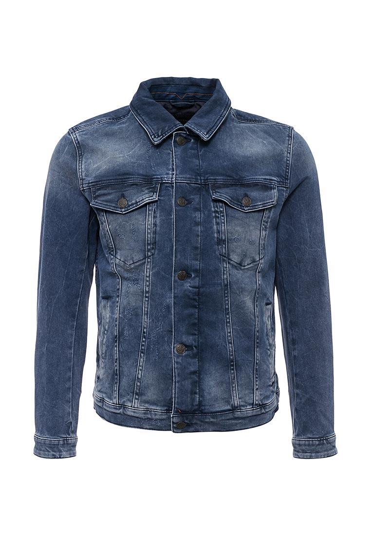 Джинсовая куртка Boss Orange 50380580