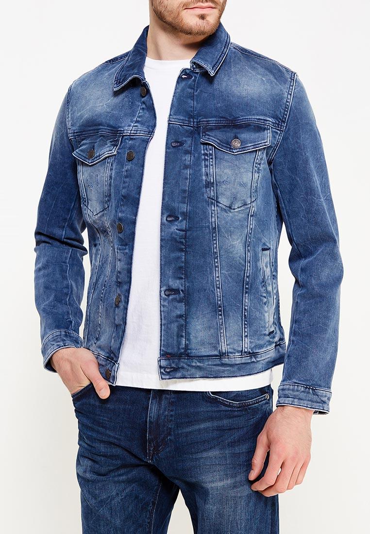 Джинсовая куртка Boss Hugo Boss 50380580