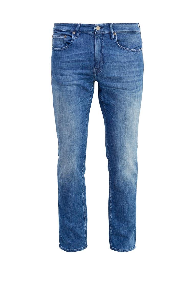 Зауженные джинсы Boss Orange 50378000