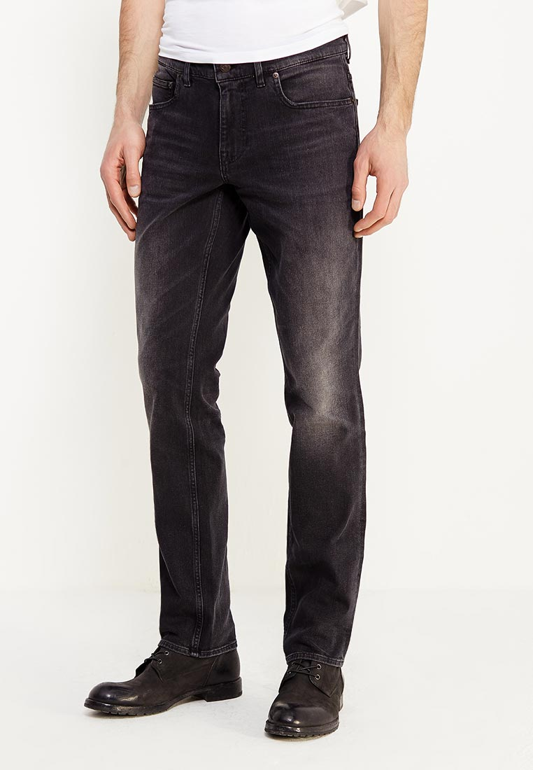 Мужские прямые джинсы Boss Hugo Boss 50378014