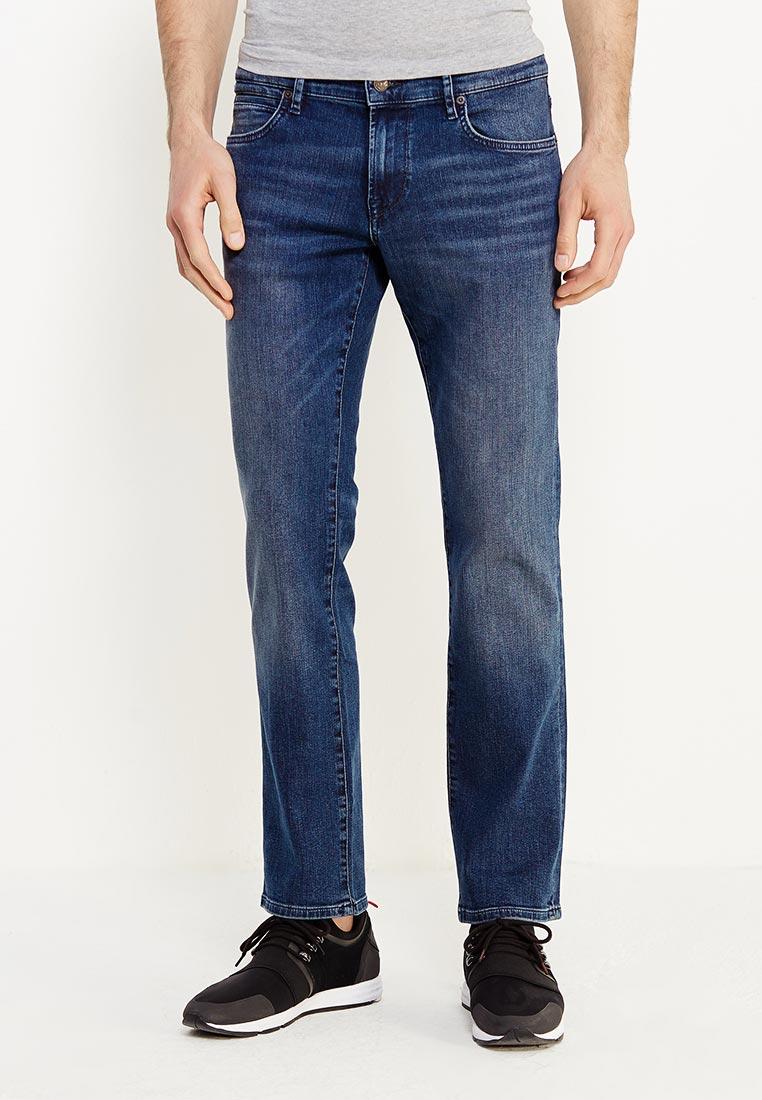 Мужские прямые джинсы Boss Hugo Boss 50378010