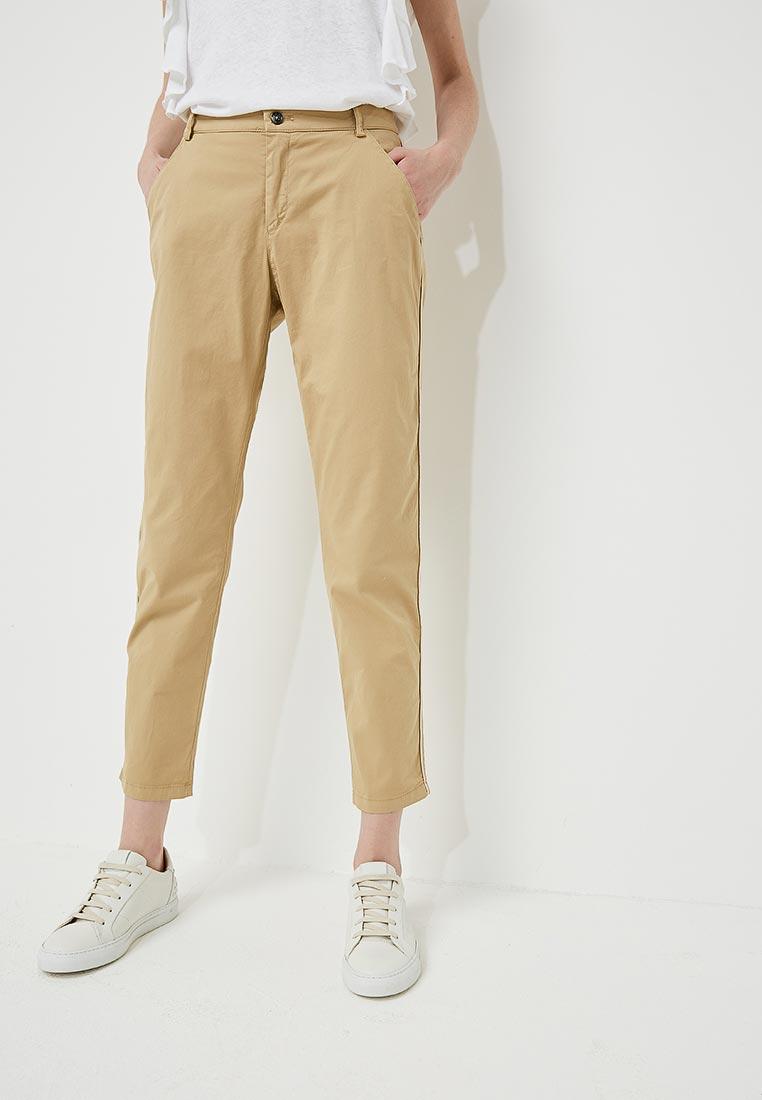 Женские зауженные брюки Boss Hugo Boss 50384495