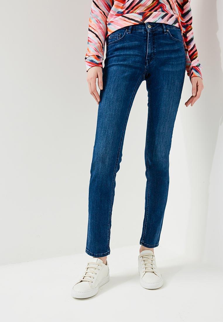 Зауженные джинсы Boss Hugo Boss 50381895