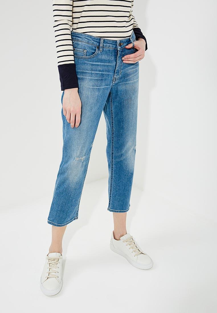 Зауженные джинсы Boss Hugo Boss 50381914