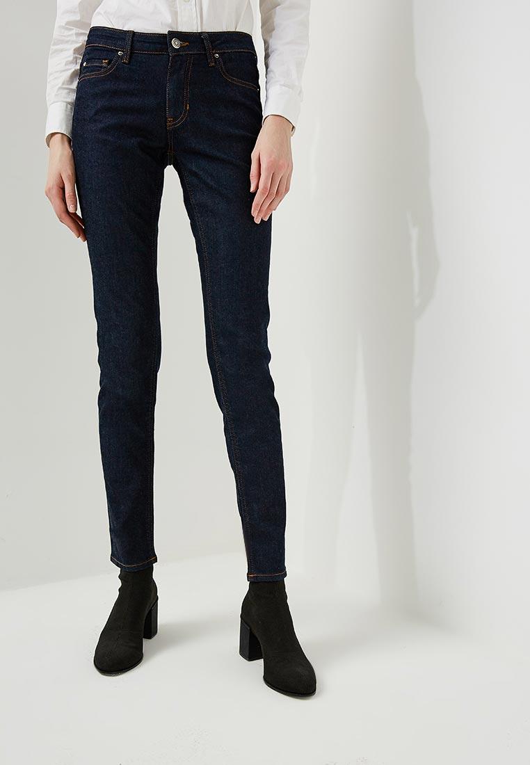Зауженные джинсы Boss Hugo Boss 50381898