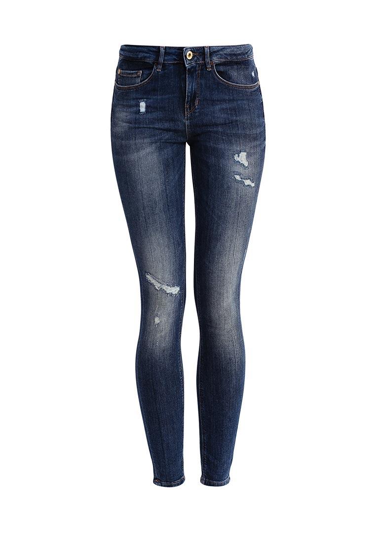 Зауженные джинсы Boss Orange 50289437: изображение 1