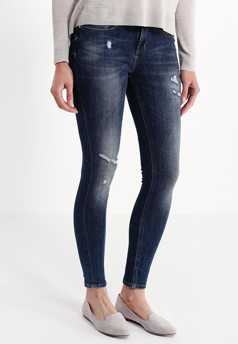 Зауженные джинсы Boss Orange 50289437: изображение 2