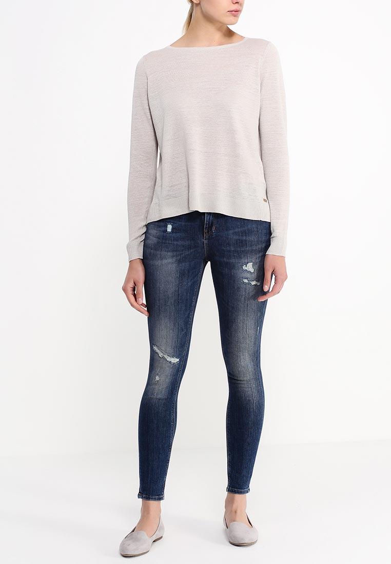 Зауженные джинсы Boss Orange 50289437: изображение 3