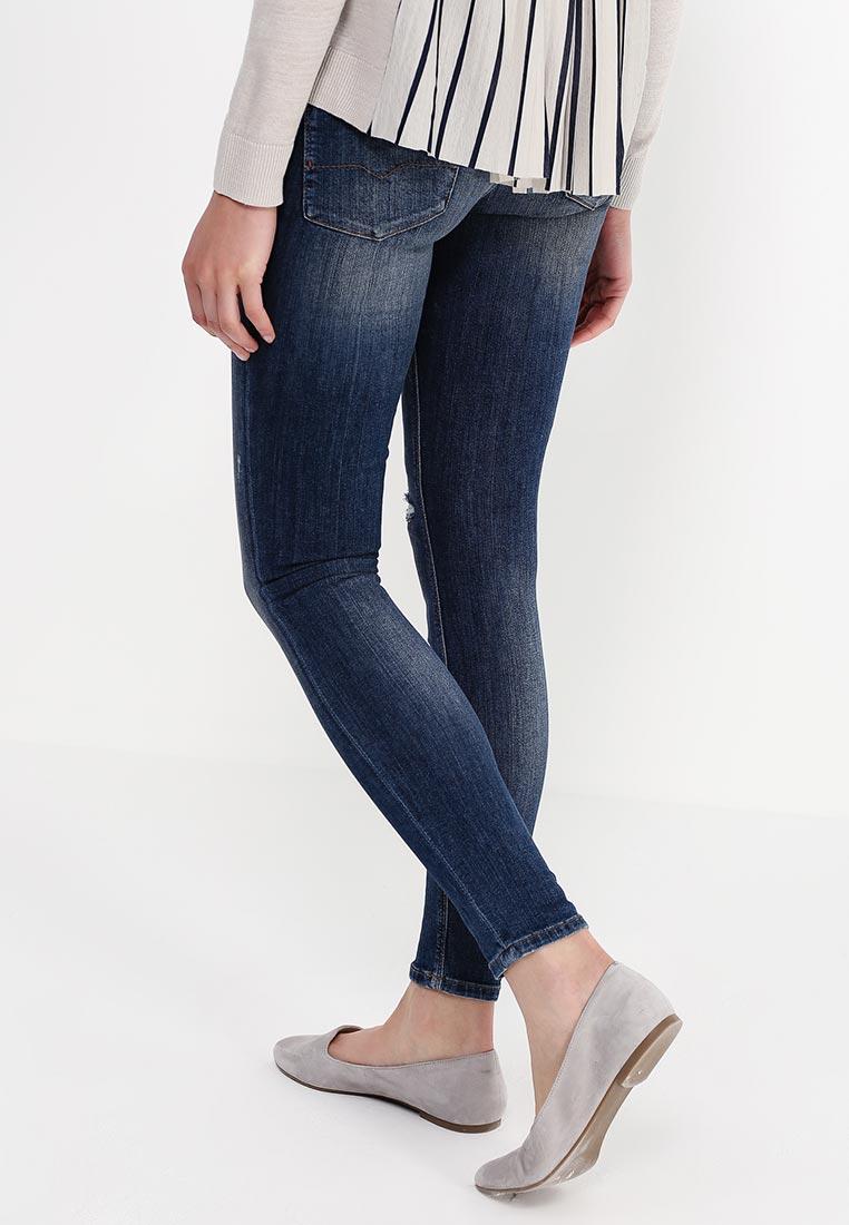 Зауженные джинсы Boss Orange 50289437: изображение 4