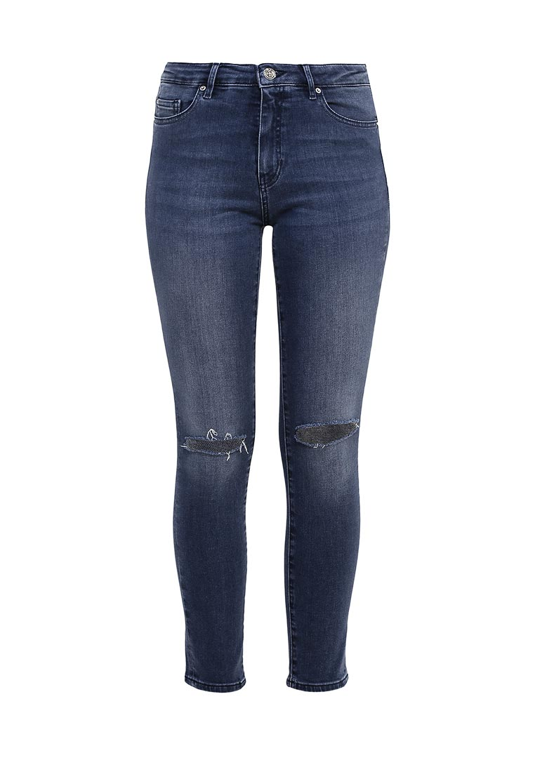 Зауженные джинсы Boss Orange 50369895