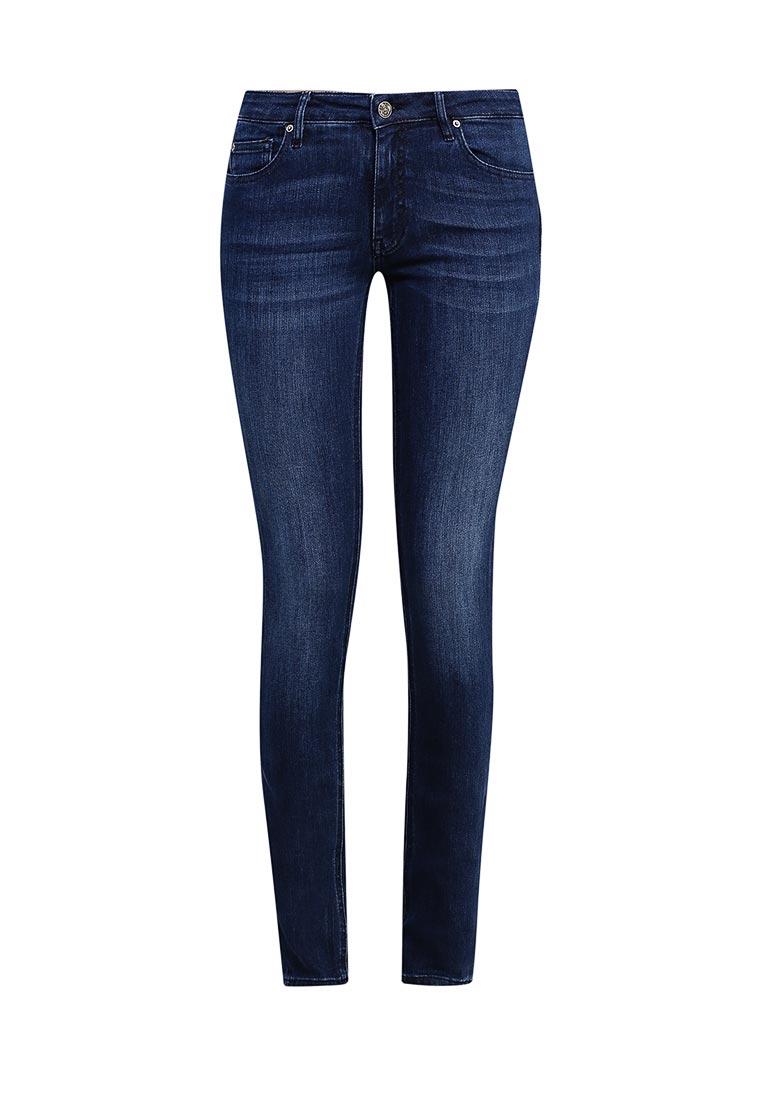 Зауженные джинсы Boss Orange 50369894