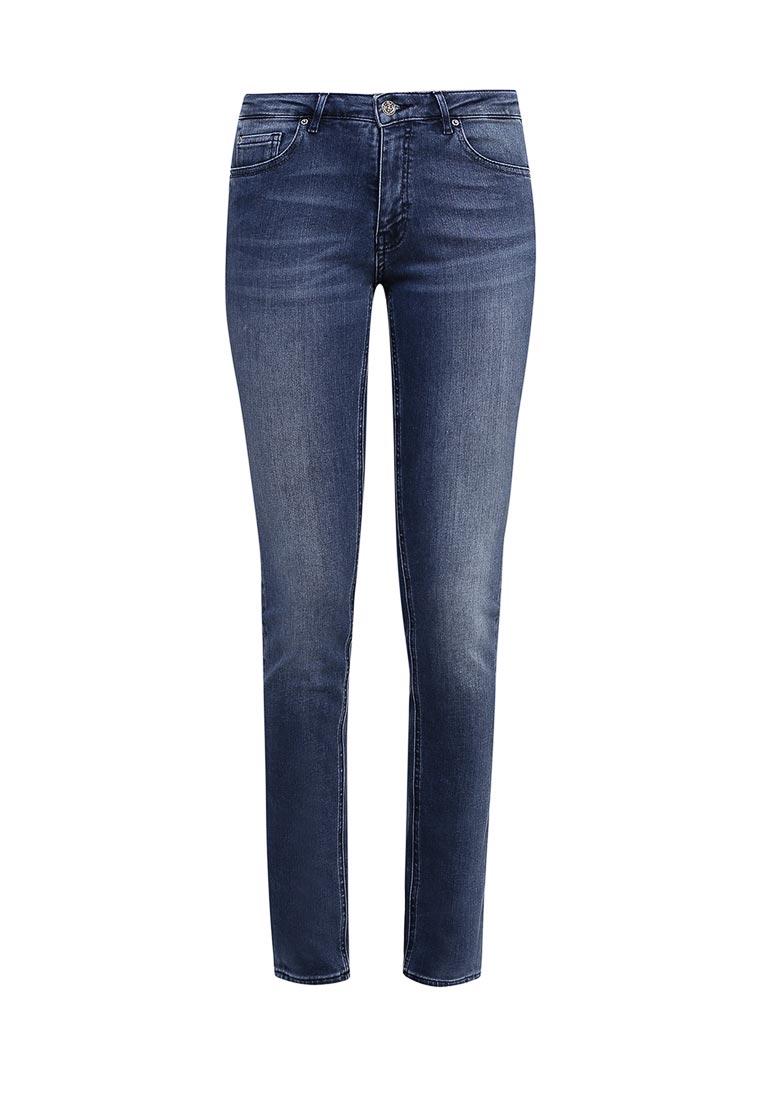 Зауженные джинсы Boss Orange 50370734