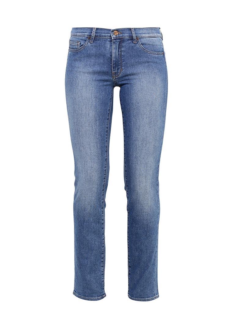 Прямые джинсы Boss Orange 50369901