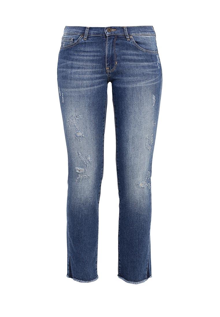 Прямые джинсы Boss Orange 50369902