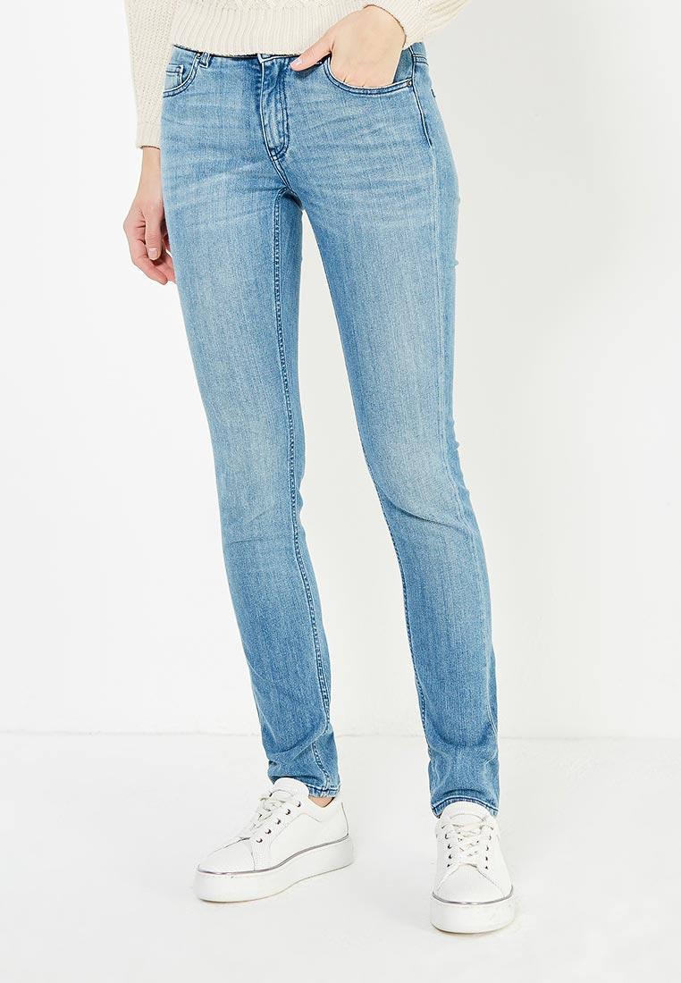 Зауженные джинсы Boss Orange 50374071