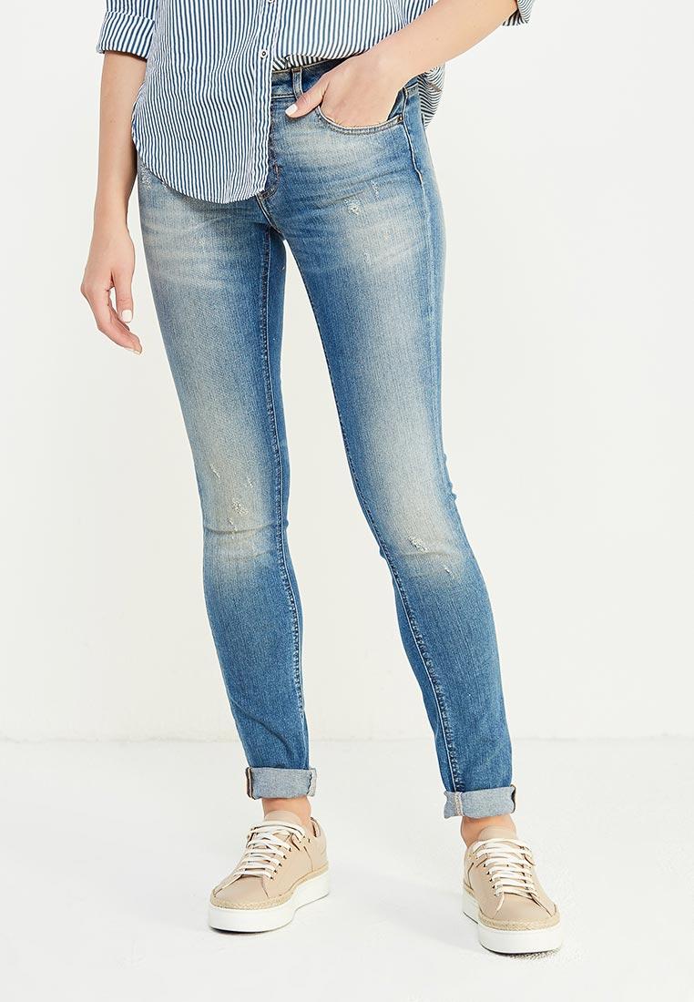 Зауженные джинсы Boss Orange 50375123