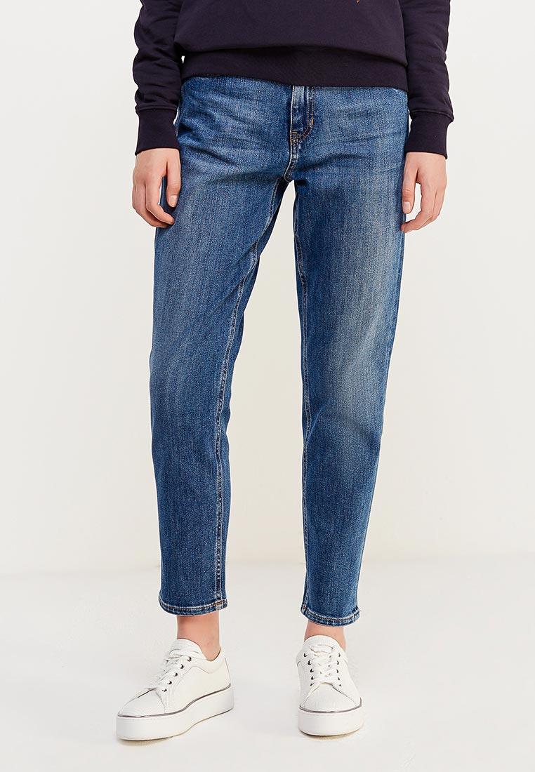Зауженные джинсы Boss Orange 50373422
