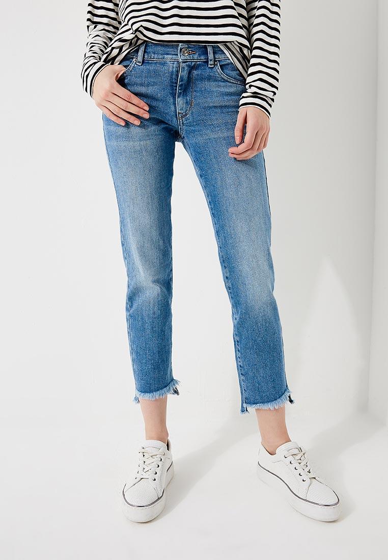 Прямые джинсы Boss Hugo Boss 50378835