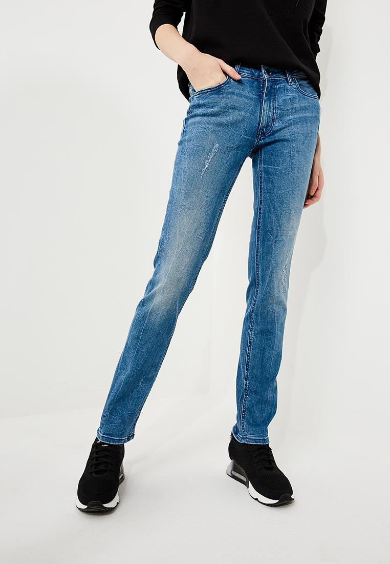 Зауженные джинсы Boss Hugo Boss 50378795