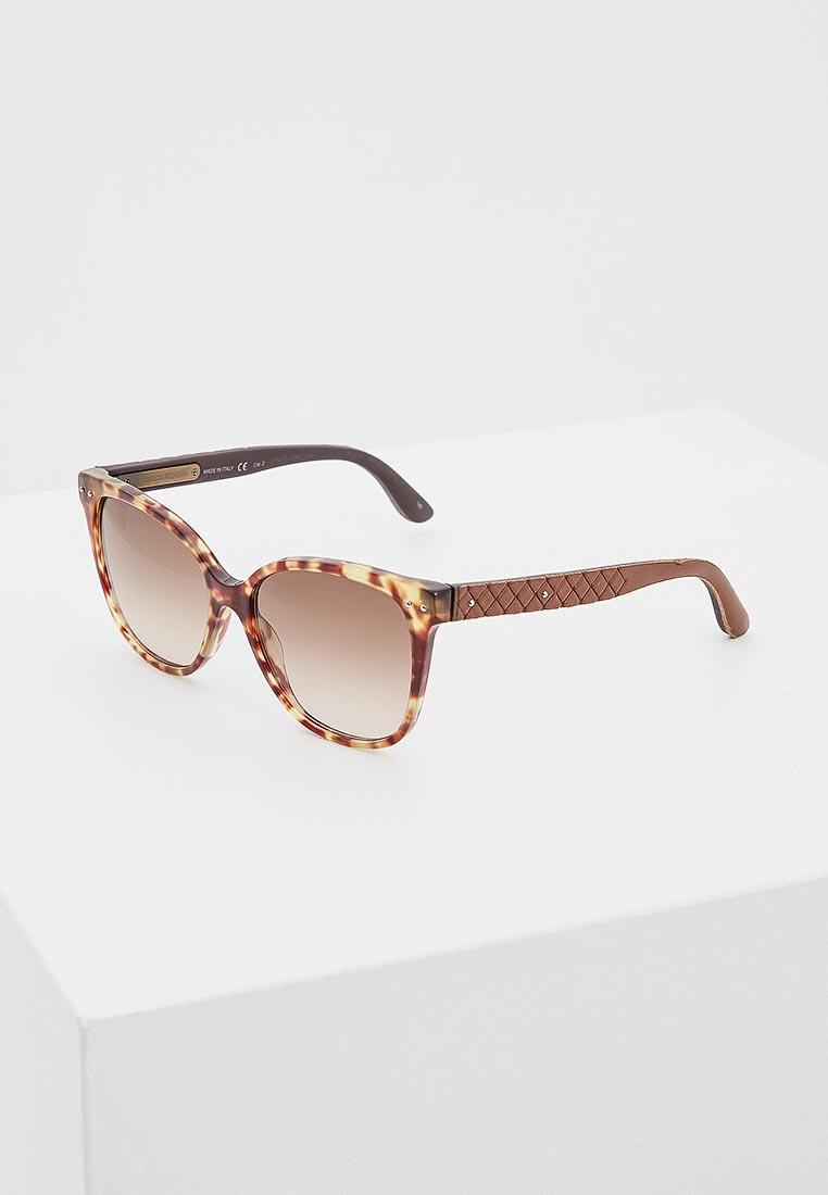 Женские солнцезащитные очки Bottega Veneta BV0044S