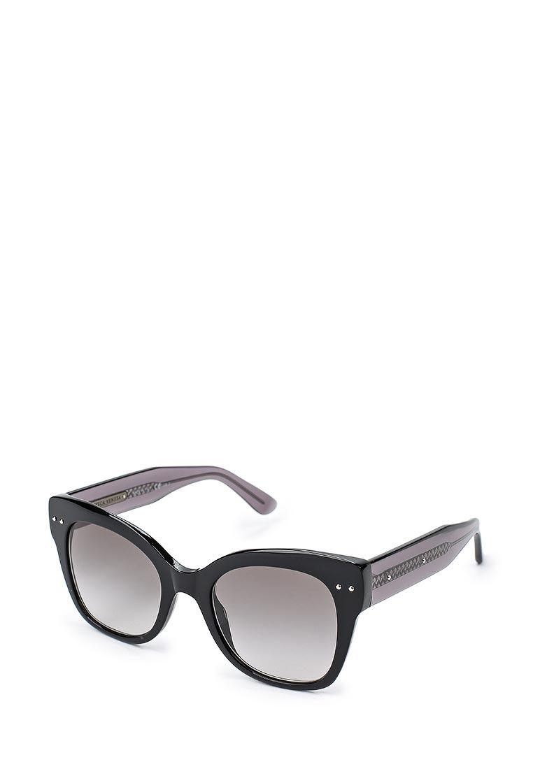 Женские солнцезащитные очки Bottega Veneta BV0083S