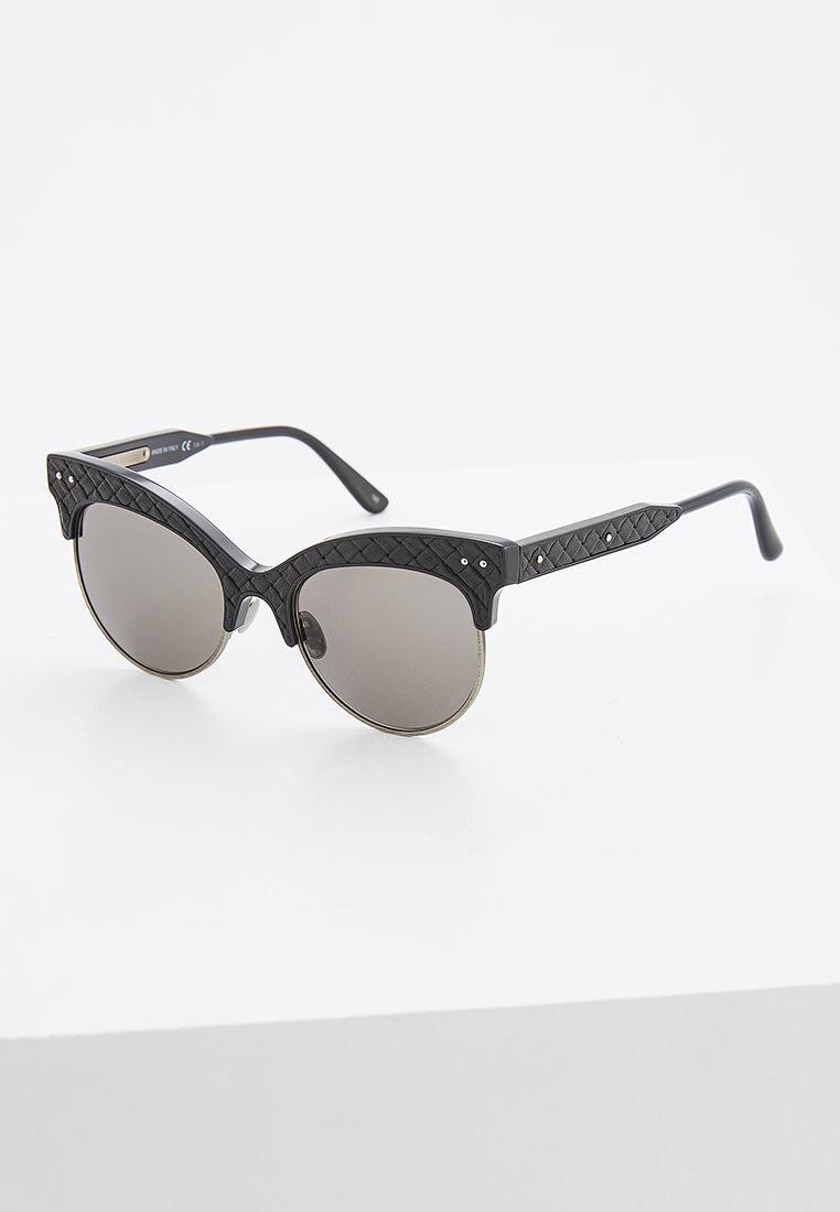 Женские солнцезащитные очки Bottega Veneta BV0014S