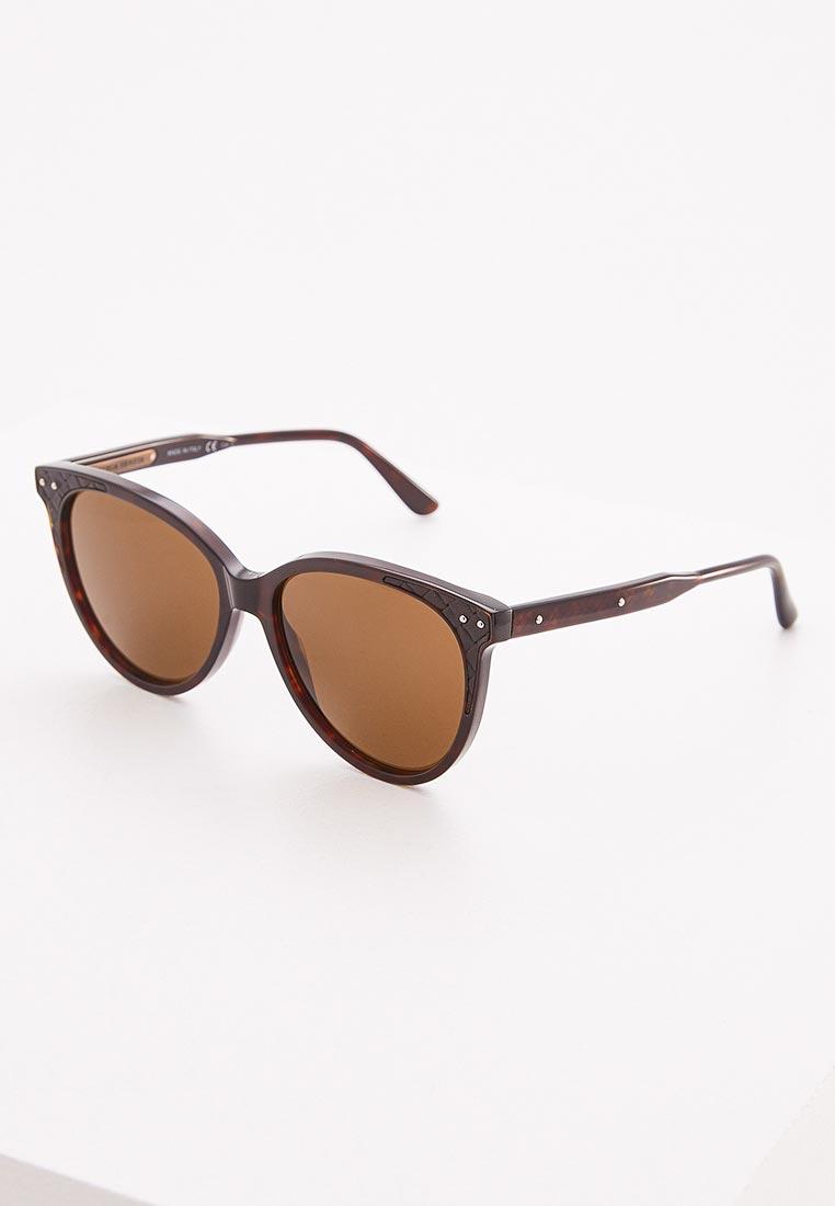 Женские солнцезащитные очки Bottega Veneta BV0119S