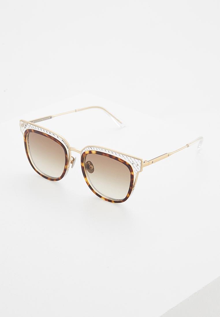 Женские солнцезащитные очки Bottega Veneta BV0122S