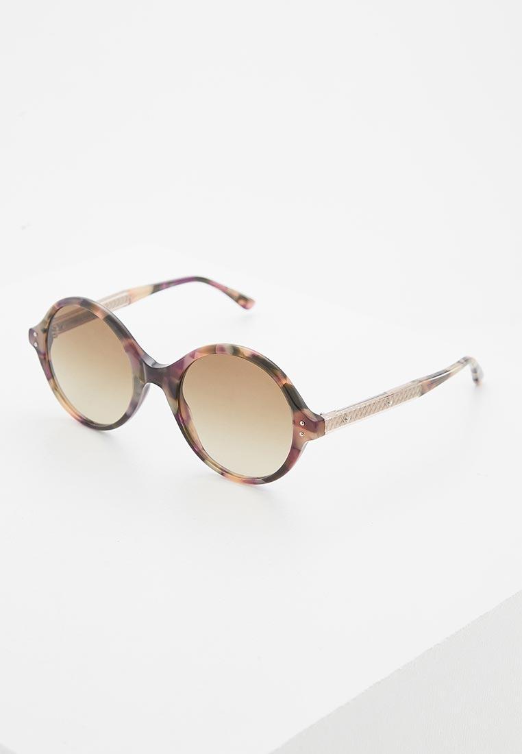 Женские солнцезащитные очки Bottega Veneta BV0127S