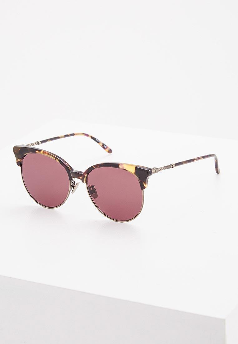Женские солнцезащитные очки Bottega Veneta BV0133S