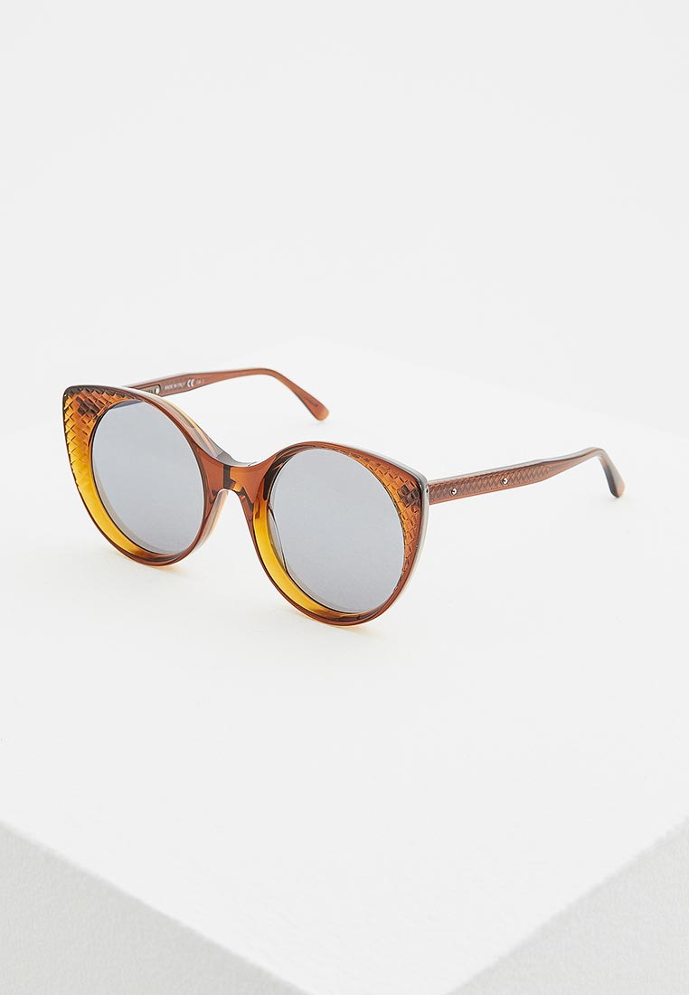 Женские солнцезащитные очки Bottega Veneta BV0148S