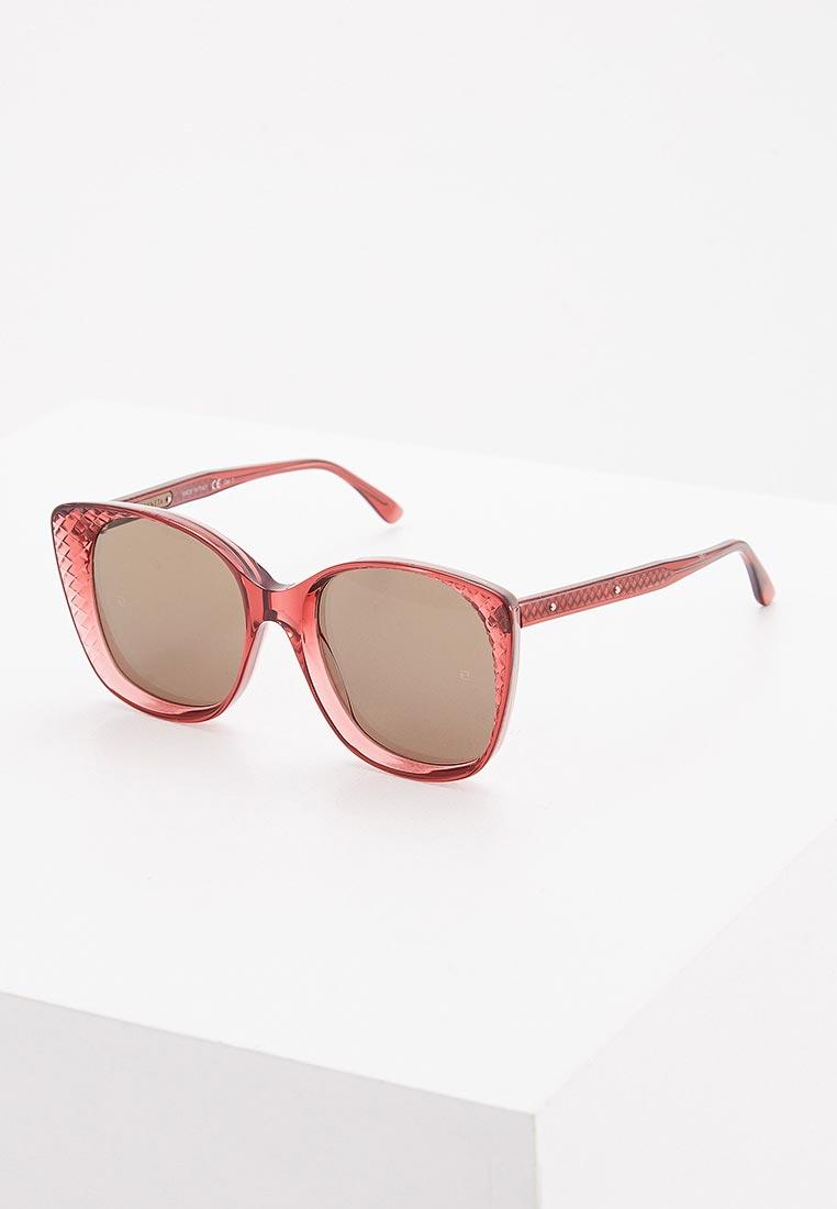 Женские солнцезащитные очки Bottega Veneta BV0149S