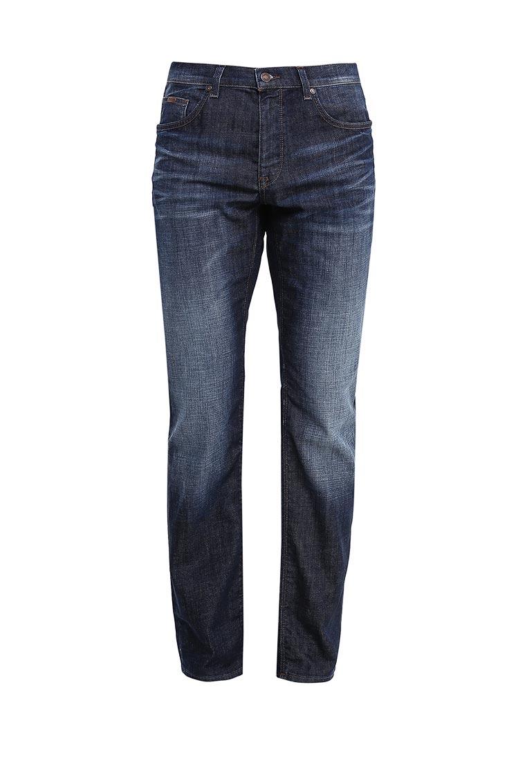Мужские прямые джинсы Boss Green 50307910: изображение 5