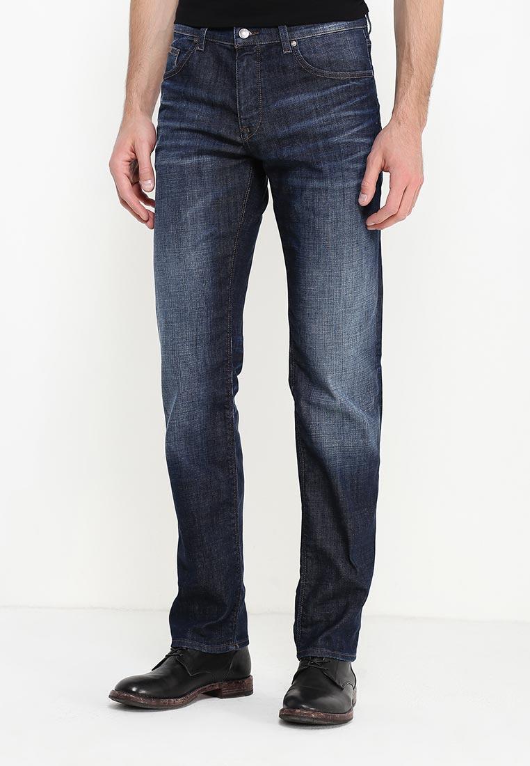 Мужские прямые джинсы Boss Green 50307910: изображение 7
