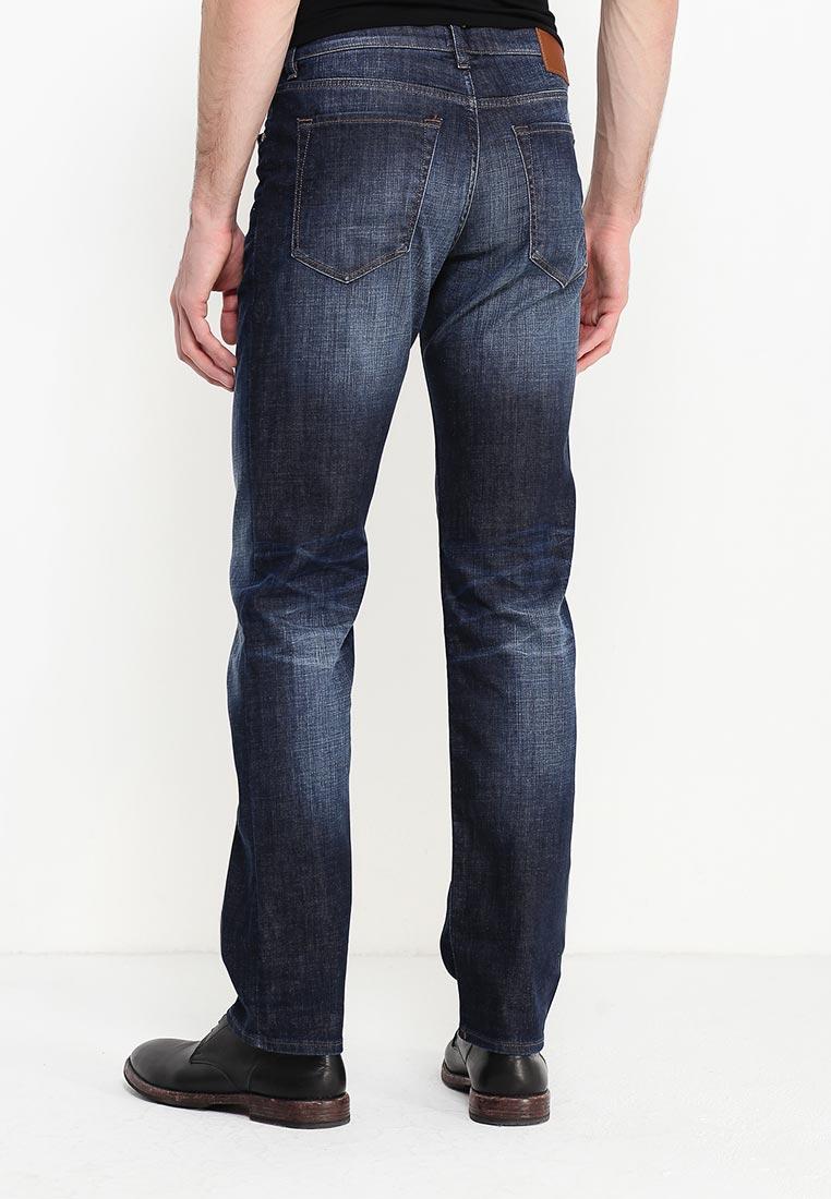Мужские прямые джинсы Boss Green 50307910: изображение 8
