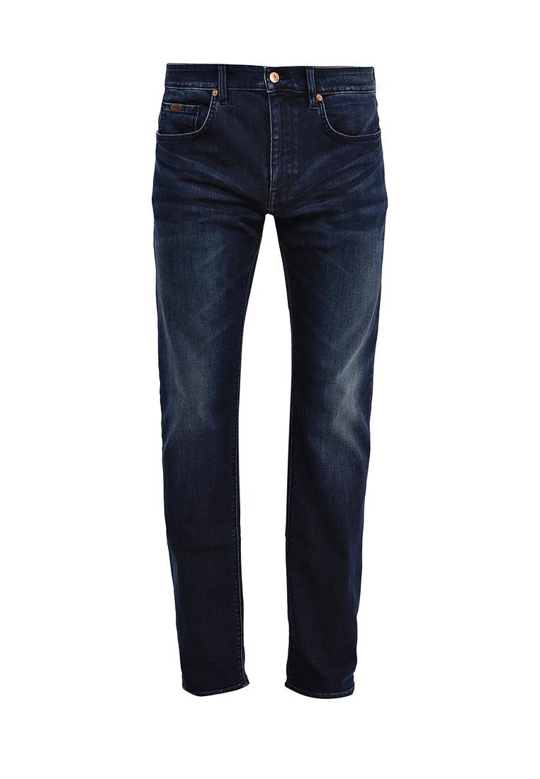 Мужские прямые джинсы Boss Green 50369731
